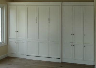 20017 white wallbed