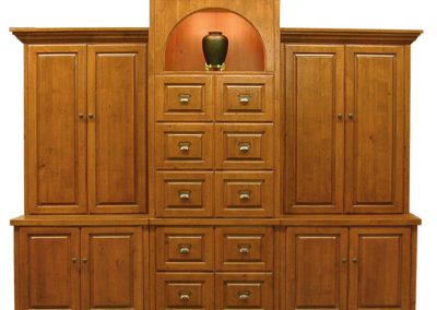 Office-armoire