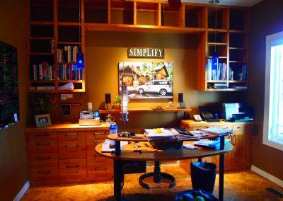 Stephan D office